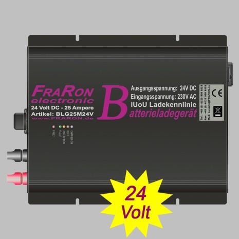 Caricabatterie  220V/24V specifico per camper e nautica