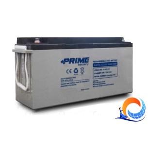 Battery 150Ah 12V Deep Cycle Prime