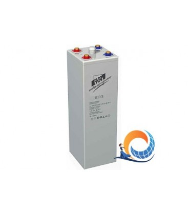 GEL OPZv battery 2V-300AH FAAM