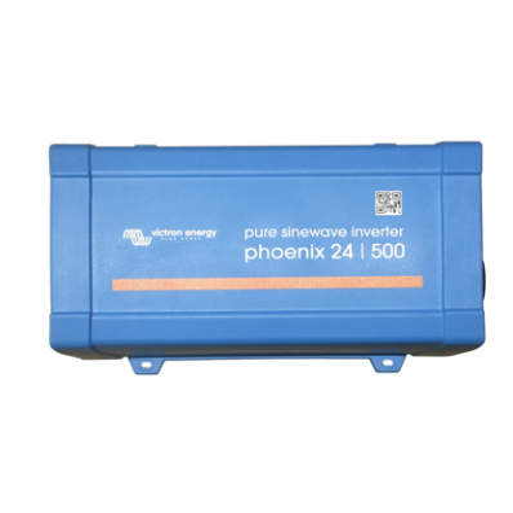 Inverter onda pura Phoenix VICTRON 400W - 24V