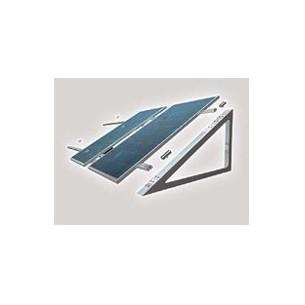 Plain roof mounting KIT 2 PV panels 50-300W