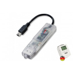 TTD USB Programmer for Digital thermostatic valve