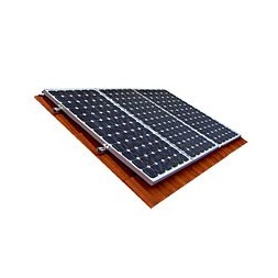 Shingle Fixing KIT for 3 PV panels 50W-300W