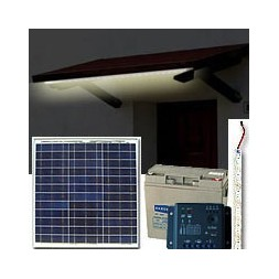 Photovoltaic Shelter / Roof KIT