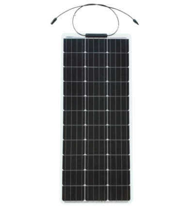Flexible PV panel 100W SunPower cells