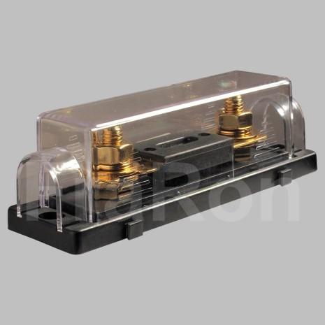 Portafusibile CNN per fusibili a lamella ANL 60x11 425A 80V 60mm con dadi