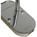 Faretto orientabile Led 12V con presa USB