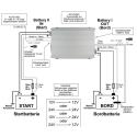 Booster di carica per batterie AGM, GEL, LiFePo4
