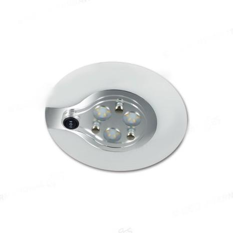 Plafoniera flat 12 LED - 12V