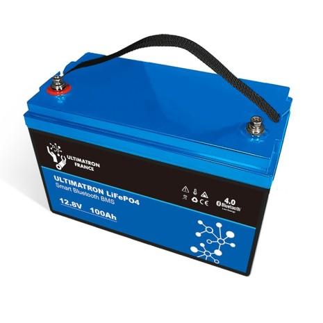 Batteria LiFePO4 100Ah 12V Ultimatron