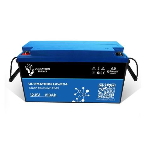 Batteria LiFePO4 150Ah 12V Ultimatron