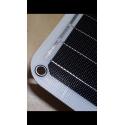 Occhielli per pannelli solari flessibili