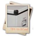 frigorifero TB46 STEEL IndelB