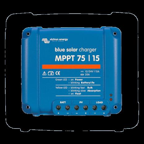 Regolatore di carica 15A MPPT 12/24V