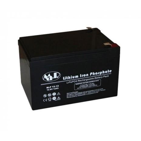 Batteria LiFePo4 12Ah 12V MAP