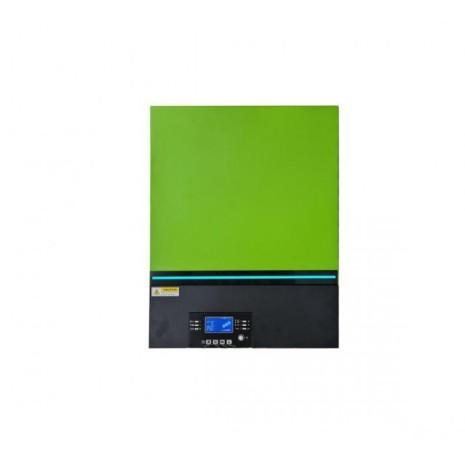 7200W/48V + reg. MPPT 80A/8000W doppio ingresso 500 Voc Edison Inverter onda pura