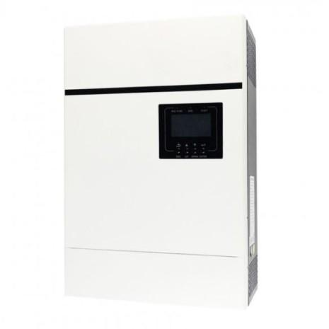 5000W/48V + reg. MPPT 100A/6000W 450 Voc Sunforce Inverter onda pura