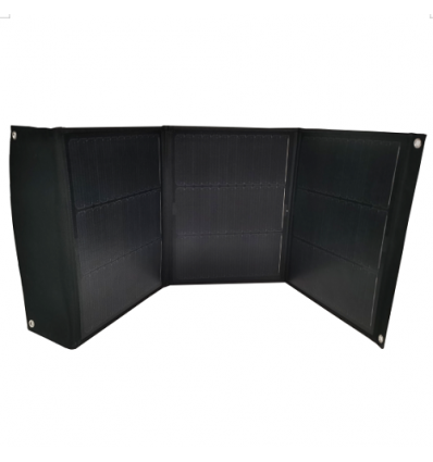 100W Solar charger per PC e USB