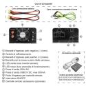 3000W/12V Inverter onda pura Alca Power