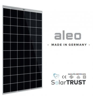 Pannello fotovoltaico 330W made in Germany