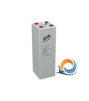 GEL OPZv battery 2V-800AH FAAM