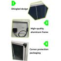 170W Pannello Monocristallino Fotovoltaico