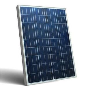 100W Polycrystalline PV panel