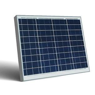 Pannello Fotovoltaico 50W Policristallino
