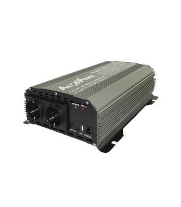 Pure Sine Wave Inverter 300W - 12V