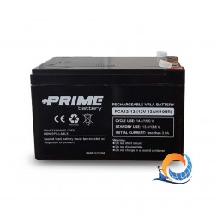 Batteria 12Ah 12V Prime Deep Cycle