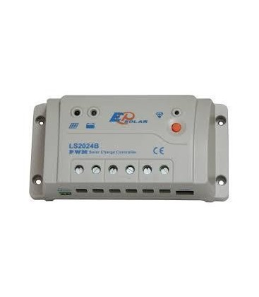 Charge controller 10A with remote display