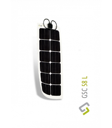 Gioco Solutions Flexible PV panel 58W