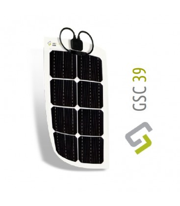 Gioco Solutions Flexible PV panel 39W
