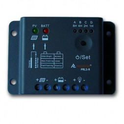 Charge controller 5A with night function
