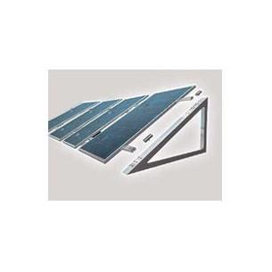 Plain roof mounting KIT x 4 PV panels 50-300W