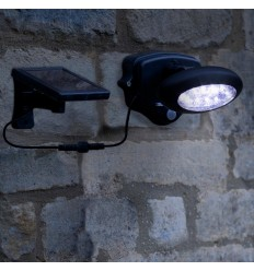 Wall Spotlight PIR Motion Activated