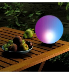 Colour-changing Magic Globe