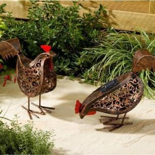 More about Coppia di gallinelle segnapasso