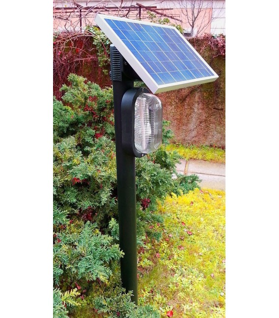 Iride Power Garden Lamp