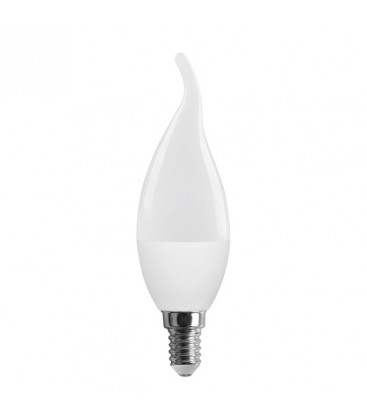 4W 220V LED flame lamp
