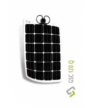 Flexible solar panel 120W Gioco Solutions