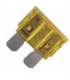 Fuse 15A for fuse-holder faston