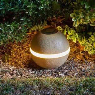 Luce Saturno a energia solare