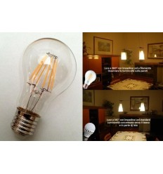 More about Filament led bulb 750 lumen - 6W