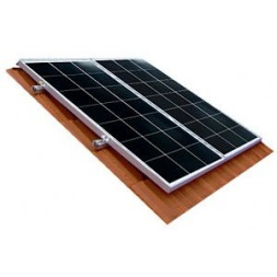 Shingle Fixing KIT for 2 PV panels 50W-300W