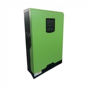 3000W/24V + reg. MPPT 80A/4000W 500Voc Edison Inverter onda pura