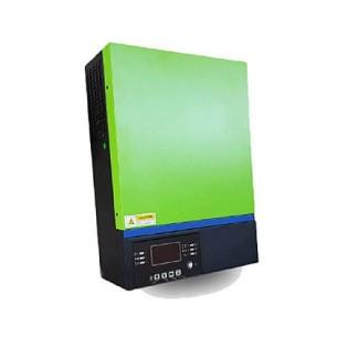 5000W/48V + reg. MPPT 80A/4000W 500 Voc Edison Inverter onda pura