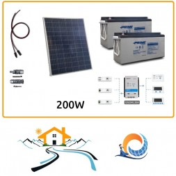 More about Kit fotovoltaico Weekend 1,8 kWh plus a Isola
