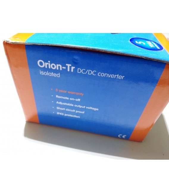 ORION-Tr 12/12-18