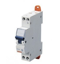 Automatic Magnetothermic Switch C 10A (AC)